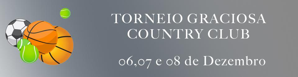 TORNEIO GRACIOSA COUNTRY CLUB